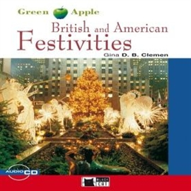 Audiobook British and American Festivities  - autor CIDEB EDITRICE