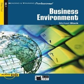 Audiobook Business Environment  - autor CIDEB EDITRICE