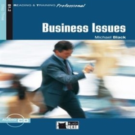Audiobook Business Issues  - autor CIDEB EDITRICE