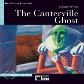 Audiobook Canterville ghost  - autor CIDEB EDITRICE