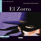 Audiobook El Zorro  - autor Johnston McCulley
