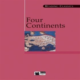 Audiobook Four Continents  - autor CIDEB EDITRICE
