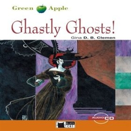 Audiobook Ghastly Ghosts!  - autor Gina D.B. Clemen