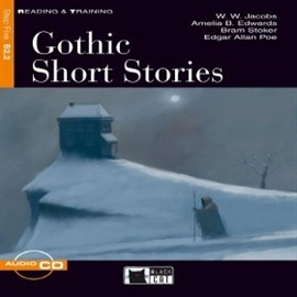 Audiobook Gothic short stories  - autor Autori Vari;W. W. Jacobs;Amelia B. Edwards
