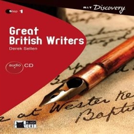 Audiobook Great British Writers  - autor CIDEB EDITRICE