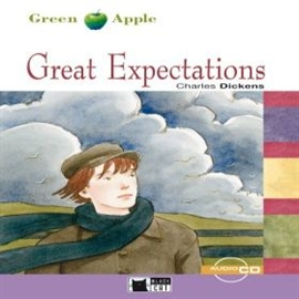 Audiobook Great Expectations  - autor CIDEB EDITRICE