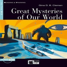 Audiobook Great Mysteries of Our World  - autor CIDEB EDITRICE