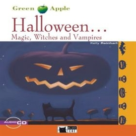 Audiobook Halloween... Magic, Witches and Vampires  - autor CIDEB EDITRICE