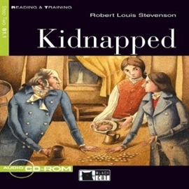 Audiobook Kidnapped  - autor Robert Louis Stevenson