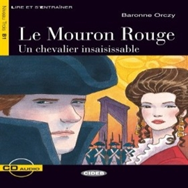 Audiobook Le Mouron Rouge  - autor CIDEB EDITRICE