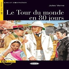 Audiobook Le Tour du monde en 80 jours  - autor Juliusz Verne