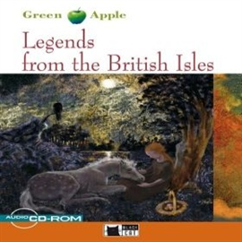 Audiobook Legends from the British Isles  - autor CIDEB EDITRICE