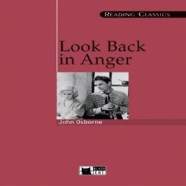 Audiobook Look Back in Anger  - autor CIDEB EDITRICE