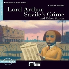 Audiobook Lord Arthur Savile's Crime and Other Stories  - autor CIDEB EDITRICE
