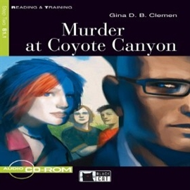 Audiobook Murder at coyote canyon  - autor Gina D.B. Clemen