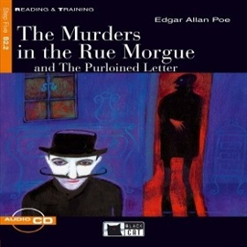 Audiobook Murders in the rue morgue  - autor Edgar Allan Poe