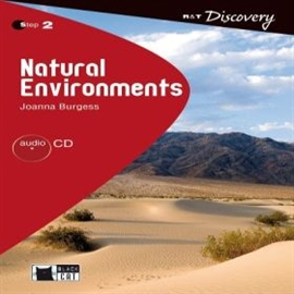 Audiobook Natural Environments  - autor Joanna Burgess
