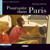Audiobook Poursuite dans Paris  - autor CIDEB EDITRICE