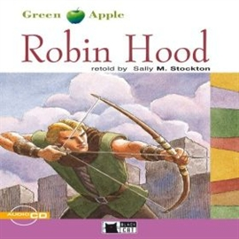 Audiobook Robin Hood  - autor Sally M. Stockton