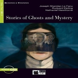 Audiobook Stories of Ghosts and Mysteries  - autor CIDEB EDITRICE