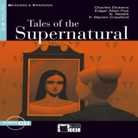 Audiobook Tales of the Supernatural  - autor CIDEB EDITRICE