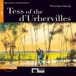 Audiobook Tess of the d'Urbervilles  - autor CIDEB EDITRICE