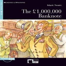 Audiobook The 1,000,000 Banknote  - autor CIDEB EDITRICE