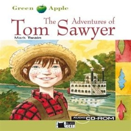 Audiobook The Adventures of Tom Sawyer  - autor CIDEB EDITRICE