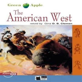 Audiobook The American West  - autor CIDEB EDITRICE