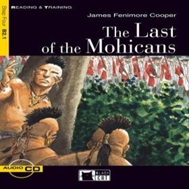 Audiobook The Last of the Mohicans  - autor CIDEB EDITRICE