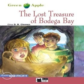 Audiobook The Lost Treasure of Bodega Bay  - autor CIDEB EDITRICE