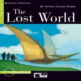 Audiobook The Lost World  - autor CIDEB EDITRICE