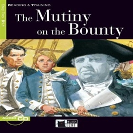 Audiobook The Mutiny on the Bounty  - autor CIDEB EDITRICE