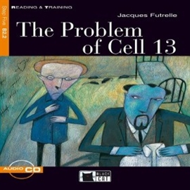Audiobook The Problem of Cell 13  - autor Jacques Futrelle
