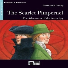 Audiobook The Scarlet Pimpernel  - autor CIDEB EDITRICE