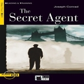 Audiobook The Secret Agent  - autor Joseph Conrad