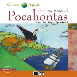 Audiobook The True Story of Pocahontas  - autor CIDEB EDITRICE