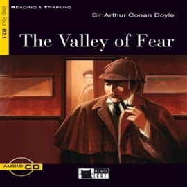 Audiobook The Valley of Fear  - autor CIDEB EDITRICE