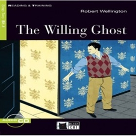 Audiobook The willing ghost  - autor CIDEB EDITRICE