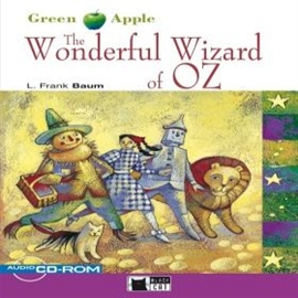 Audiobook The Wonderful Wizard of Oz  - autor CIDEB EDITRICE