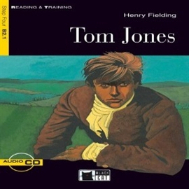 Audiobook Tom Jones  - autor Henry Fielding