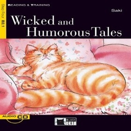 Audiobook Wicked and Humorous Tales  - autor Saki