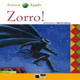 Audiobook Zorro  - autor Johnston McCulley