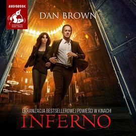 Audiobook Inferno  - autor Dan Brown   - czyta Jacek Rozenek