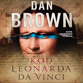 Audiobook Kod Leonarda Da Vinci  - autor Dan Brown   - czyta Jacek Rozenek