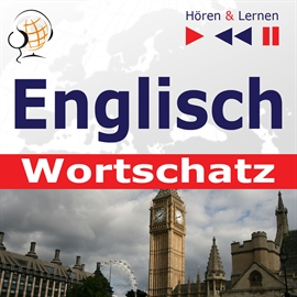 Audiobook Englisch Wortschatz. Hören & Lernen (for German speakers)  - autor Dorota Guzik   - czyta Maybe Theatre Company