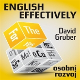 Audiobook English Effectively  - autor Gruber David   - czyta Brett Gray