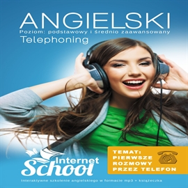 Audiobook Angielski. Telephoning  - autor Internet School   - czyta Internet School