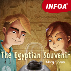 Audiobook Egyptian Souvenir  - autor Mary Flagan