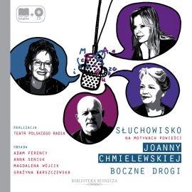 Boczne drogi  - Joanna Chmielewska
